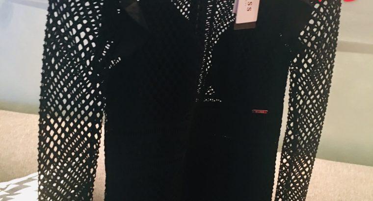 Robe soirée Noire GUESS