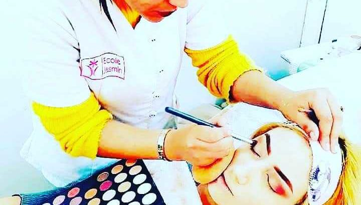formation professionnelle esthétique coiffure onglerie maquillage