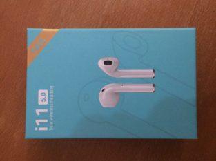 Kit Bleutooth TWS i12 i11 neuf