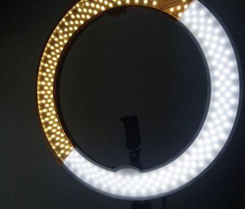 des ring light pro & amateur