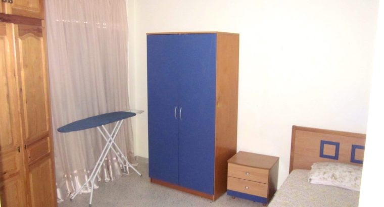 appartement meublé à louer (Bizerte Errouki)