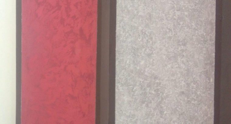 décorateur de peintures bâtiment et technicien de peintures italiennes